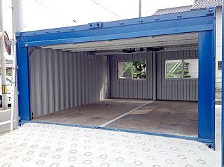 container als garage best 25 20ft shipping container ideas on 20ft