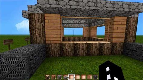 minecraft haus bauen minecraft tutorial einfaches haus bauen hd