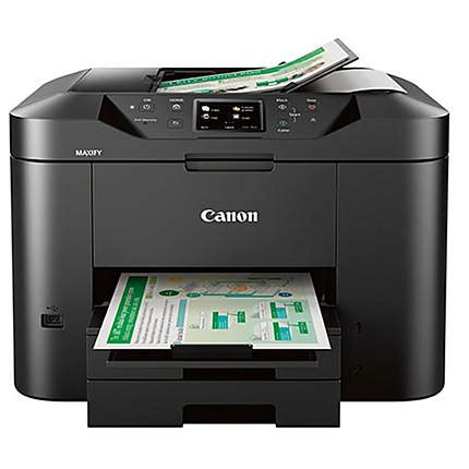 canon maxify mb2720 wireless home office all in one inkjet