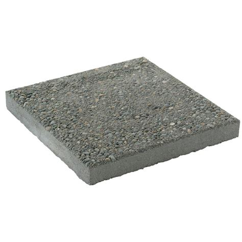 Mutual Materials 16 in. x 16 in. Square Exposed Aggregate