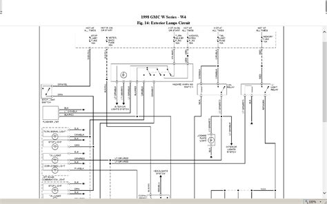 wiring diagram 1999 silverado fog light wiring free