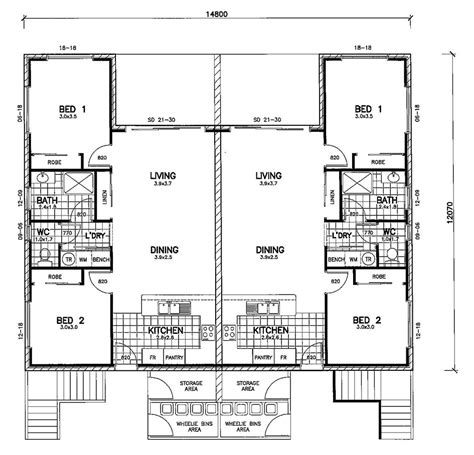 house plans autocad drawings