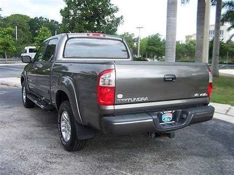 2004 Toyota Tundra 4x4 For Sale Sell Used 2004 Toyota Tundra Limited 4x4 4wd Cab 4