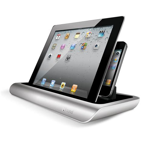 Brenthaven Ipod For Stand Up Viewing by Isound Power View Pro S Charging View Dock Stand For