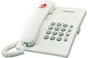 Telpon Panasonic Kx T7703 telepon panasonic kx ts505mx warna putih alat kantor dan peralatan kantor lainnya