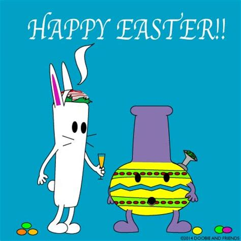 Happy Easter Snoop Dogg Style by Top 10 Best Happy Easter Memes Stoner Easter Bunny