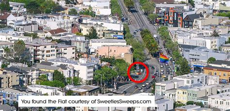 Sweepstakes Locations - fiat san francisco showdown sweepstakes locations 6 24 14 15pp18