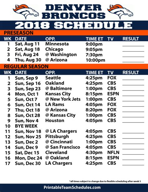 printable nfl schedule pdf cowboys printable schedule 2015 2016 calendar template 2016