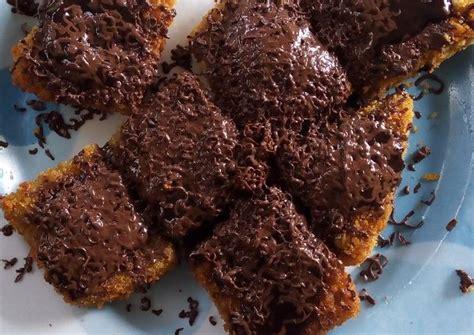 membuat pisang nugget resep pisang nugget coklat lumer oleh diya nur mutiasari
