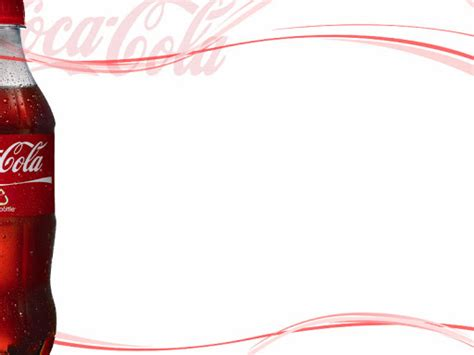 Coca Cola Logo For Ppt Pictures To Pin On Pinterest Coca Cola Powerpoint Template
