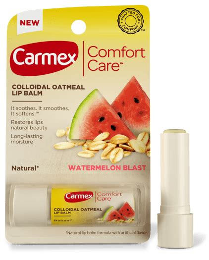 comfort care only carmex comfort care lip balm only 0 75