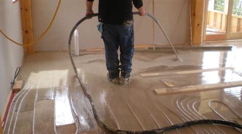 Wood Floor Radiant Heat by Hardwood Floors Radiant Heating A Brief History
