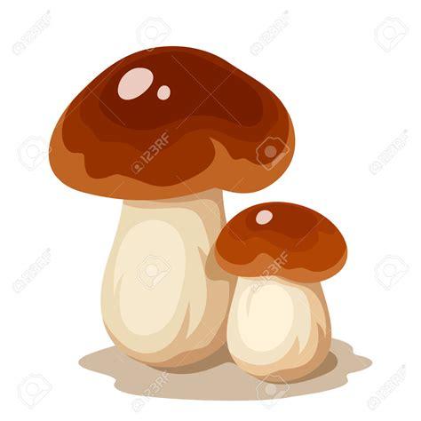 clipart immagini clipart funghi porcini