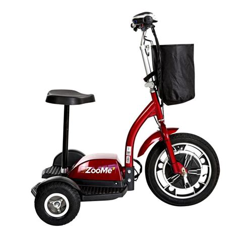 drive zoome 3 wheel recreational scooter zoome three wheel recreational power scooter