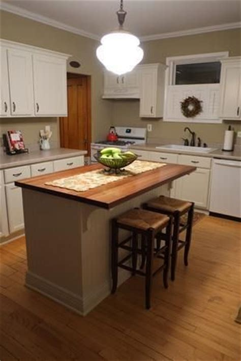 how to build a small kitchen island woodworking projects