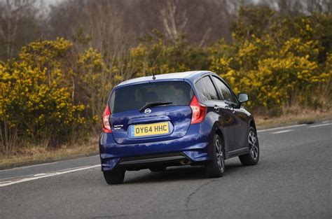 nissan note car review nissan note performance autocar