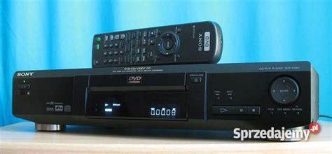 Dvd Player Philips Model Dvp 4060 Slim dvd player sony dvp s325 sprzedajemy pl