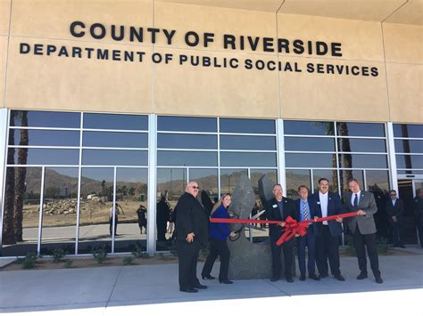 bureau social social services office opens in desert springs