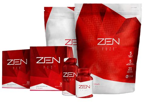 supplement zen zen program jeunesse global