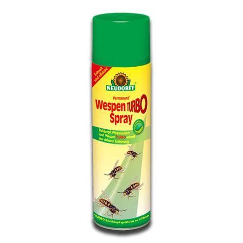wespennest entfernen spray neudorff permanent wespen turbo spray mittel gegen