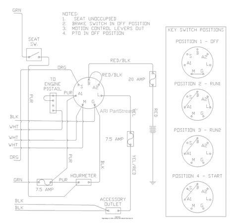 Wrg 3427 Wiring Diagram For Husqvarna Yth 2448 Lawn Mower