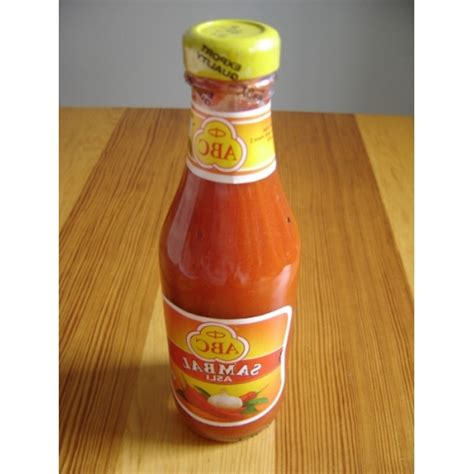 chilli sauce sambal asli  ml