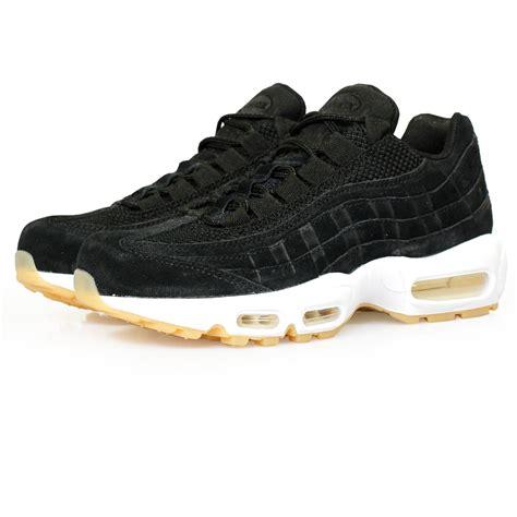nike air max 95 prm black shoe