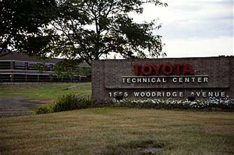 Toyota Technical Center Arbor Construction Nearly Complete On New Toyota Technical Center