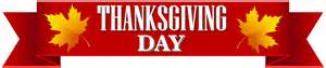 thanksgiving day banner transparent png clip image gallery yopriceville high quality