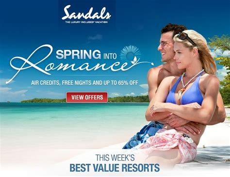 best all inclusive deal best all inclusive vacation packages getaway to paradise