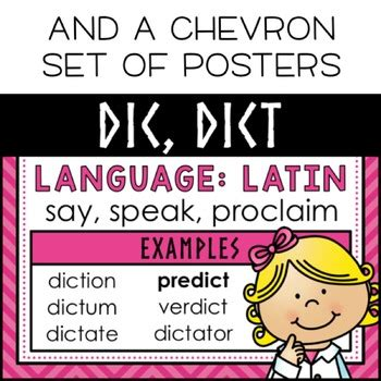 greek & latin roots posters by instruct and inspire | tpt