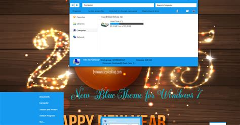new themes in 2015 new blue 2015 theme for windows 7 windows10 themes i