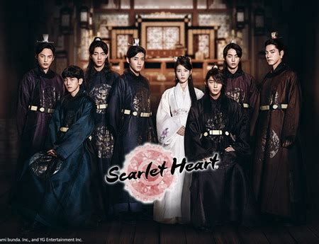 bioskopkeren moon lovers scarlet heart drama korea romantis berbalut politik