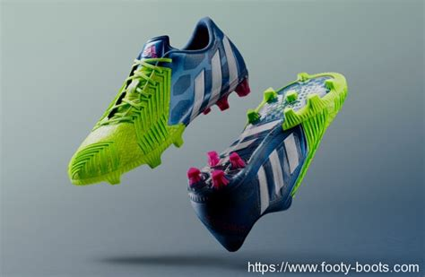 Harga Adidas Instinct Predator adidas predator instinct supernatural blue white solar green