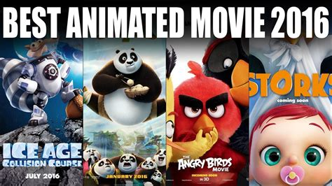 best kids movies 2016 30 best new kids animated movies coming in 2016 youtube