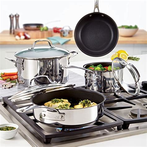 what cookware is best for induction cooktops ᐅ the best non stick induction cookware modern options