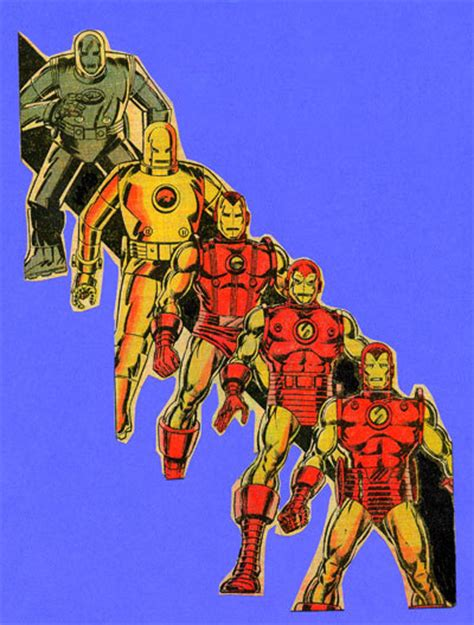 iron man armor object comic vine