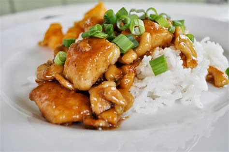 Chicken And Cashews by Cashew Chicken Recipe Dishmaps