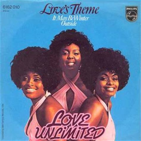 barry white and his orchestra i ve the whole world to hold me up s theme performed by unlimited orchestra 1973