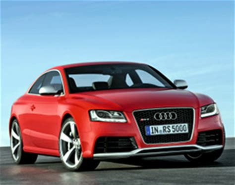 2010 audi rs5 specifications, carbon dioxide emissions