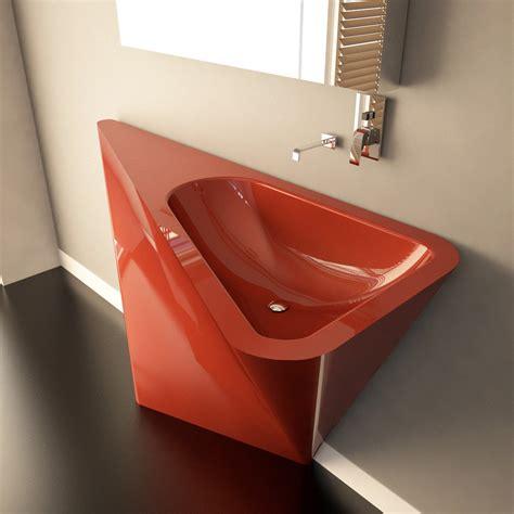 lavelli design lavabo 224 poser au sol design moderne fabriqu 233 en italie mullet