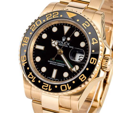 Rolex Gmt Master Ii As rolex gmt master ii 116718 gold