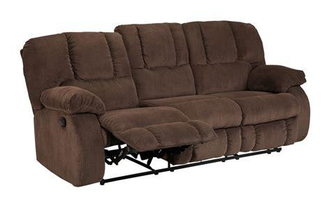 reclining sofas roan cocoa reclining sofa 3860488 reclining sofas