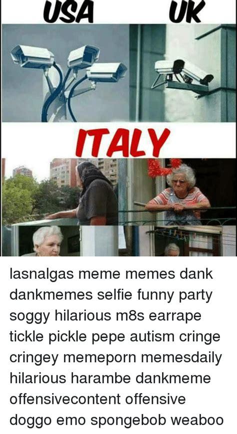 Usa Memes - usa italy lasnalgas meme memes dank dankmemes selfie funny