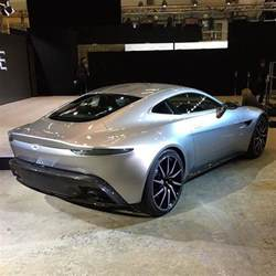 Aston Martin Db10 Spectre Aston Martin Db10 Debuts For Bond 007 Spectre