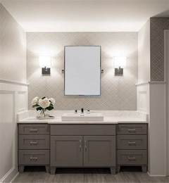 Bathroom Cabinets Grey 25 Best Ideas About Simple Bathroom On
