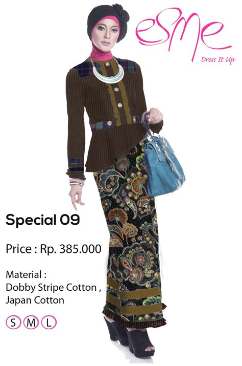 Spesial Baju Gamis Baju Muslim Baju Gamis Fashion Sinta Syari Hijau Te esme special 09 baju muslim gamis modern