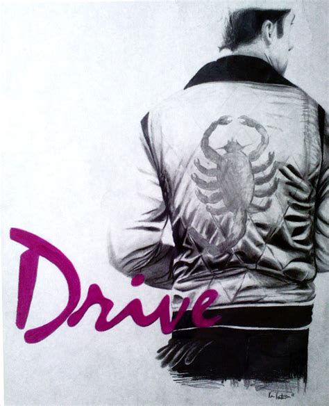 drive movie poster by jleeisme on deviantart drive poster by rottenchucks on deviantart