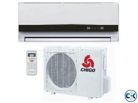 Ac Lg Type F05nxa chigo 2 ton split type air conditioner clickbd