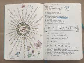 bullet journal exles bullet journal one month update boho berry